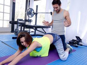 Jizz Squash Workout